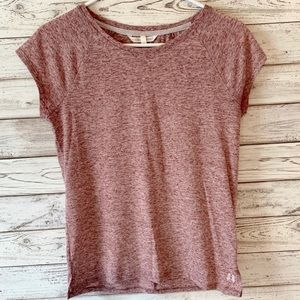 Victoria's Secret Heathered Short Sleeve Tee XS